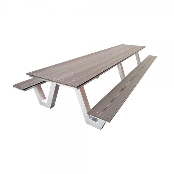 picknicktafel 4 meter