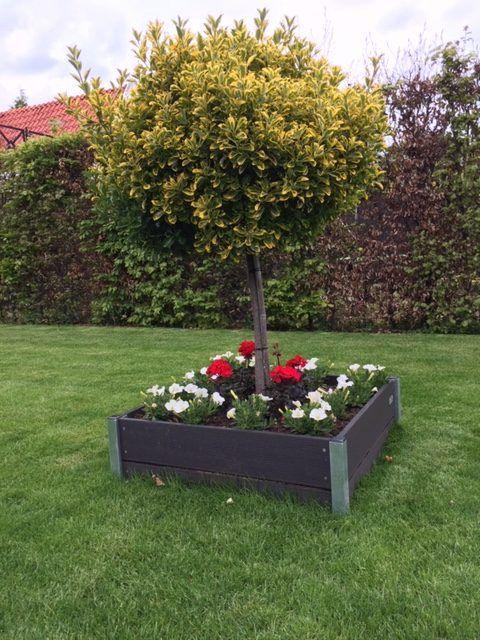 bloembak zonder bodem