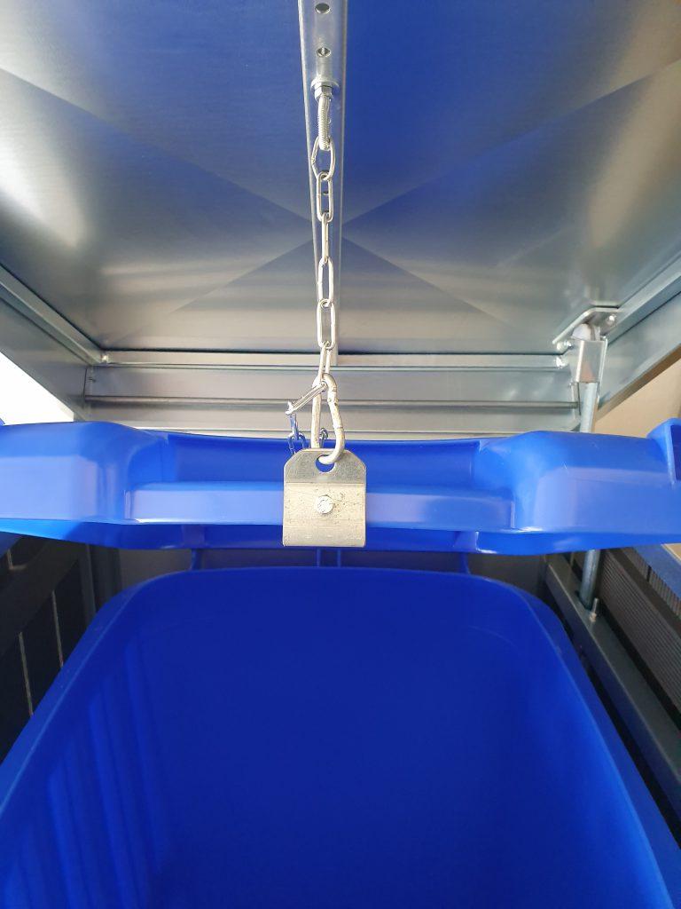 deksel lift systeem