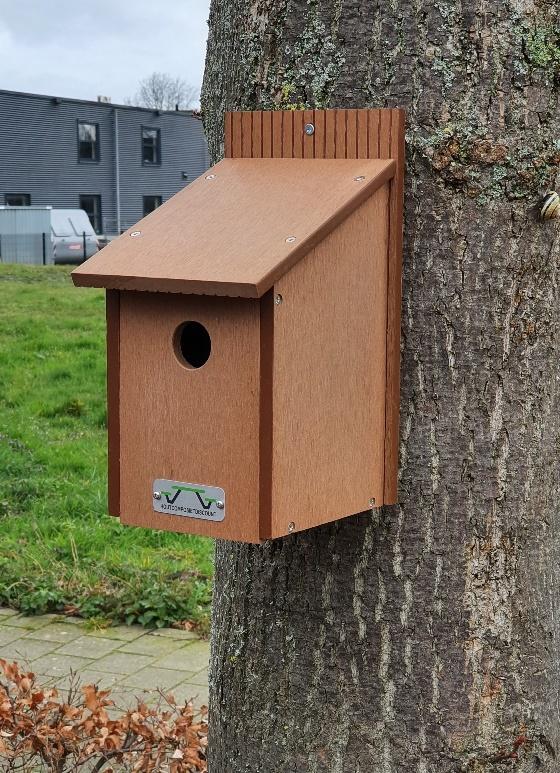 vogelhuisje voor mezen
