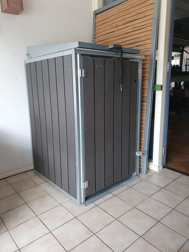 1 container ombouw standaard
